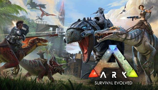 ark survival evolved server